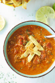 beef enchilada stew